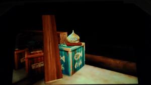 No.092 船着き場の金のスライムのズーム画像