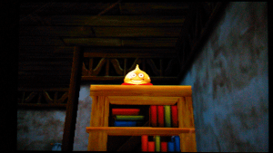 No.102 ベルガラックの金のスライムのズーム画像