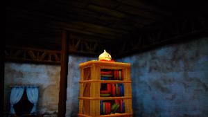 No.102 ベルガラックの金のスライムのズームアウト画像